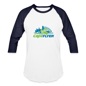 CapeFLYER Men's Baseball T-Shirt - Baseball T-Shirt