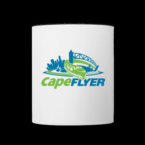 CapeFLYER Contrast Coffee Mug - Contrast Coffee Mug