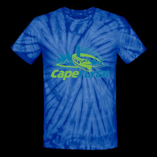 CapeFLYER Unisex Tye-die T-Shirt - Unisex Tie Dye T-Shirt