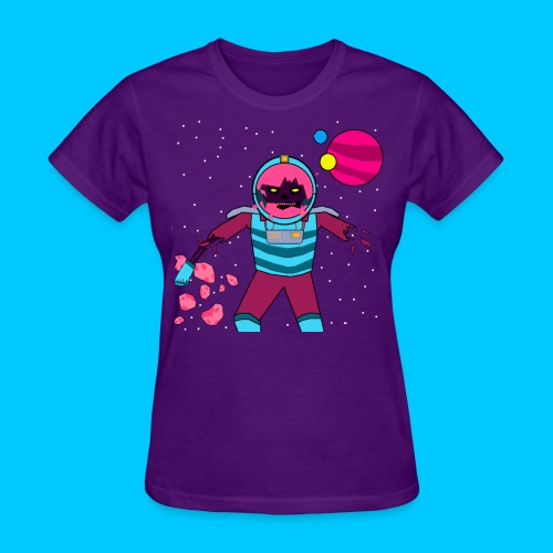 Embrace The Cosmos (women's) - Women's T-Shirt