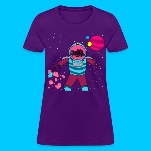 Embrace The Cosmos (women's) - Women's T-Shirt