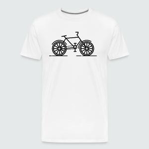 Bike T-shirt - Men's Premium T-Shirt