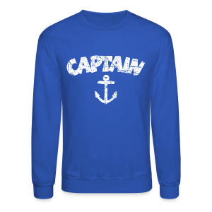 Captain Anchor Vintage White