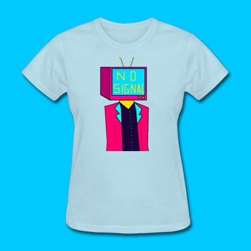 No Signal (Women's) - Women's T-Shirt