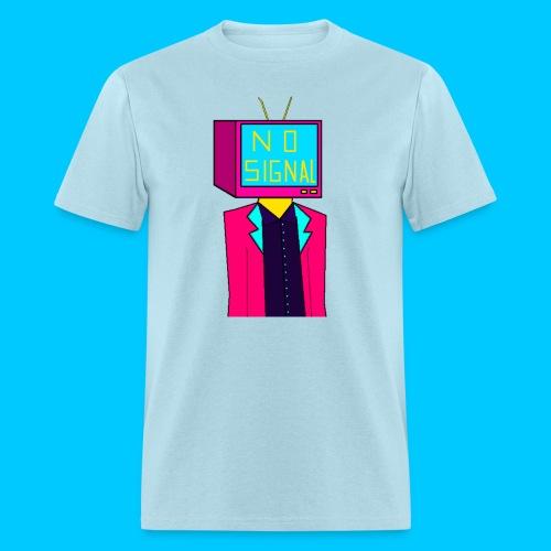 No Signal  - Men's T-Shirt