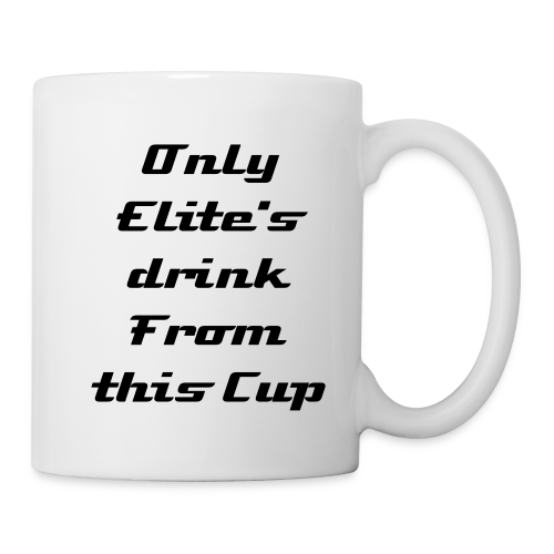 Elite Mug - Coffee/Tea Mug