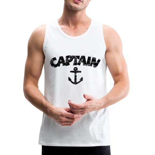 Captain Anchor Vintage Black