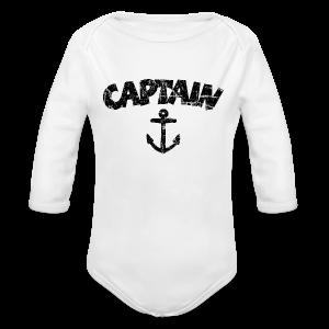 Captain Anchor Vintage Black