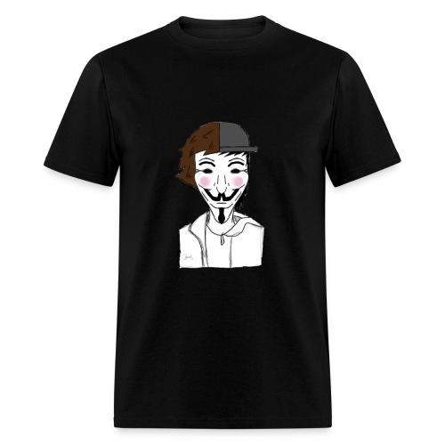 Mens EdandDom drawing T-Shirt - Men's T-Shirt