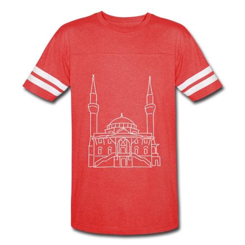 Sehitlik Mosque Berlin - Vintage Sport T-Shirt