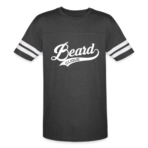 Vintage Beard Clique Sport Tee - Vintage Sport T-Shirt