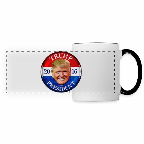 Mr. Trump.  - Panoramic Mug