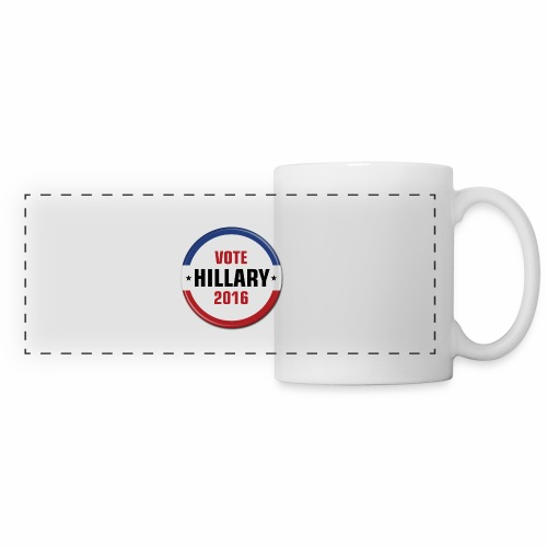 Hillary Clinton - Panoramic Mug