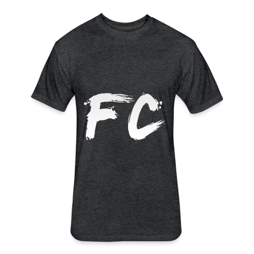 FrankieChromos Original  - Fitted Cotton/Poly T-Shirt by Next Level