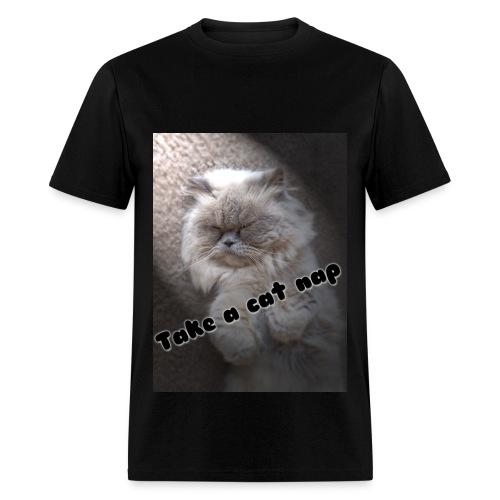 DaintyFluffs Cattery Men's T-Shirt - Men's T-Shirt