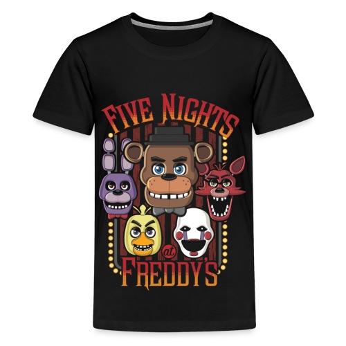 Five Nights At Freddy;s - Kids' Premium T-Shirt