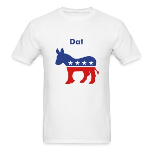 Dat DNC - Men's T-Shirt