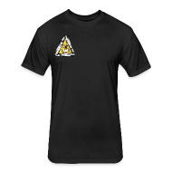 T-Shirts ~ Fitted Cotton/Poly T-Shirt by Next Level ~ Article 105602728