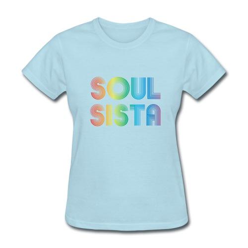 Soul Sista - Women's T-Shirt