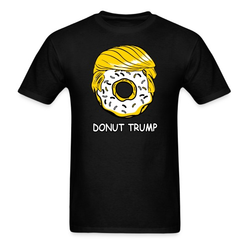 Donut Trump T-Shirt - Men's T-Shirt