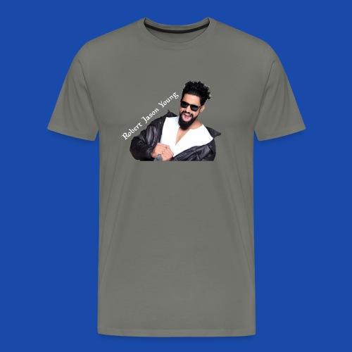 Robert Jason Young - Men's Premium T-Shirt