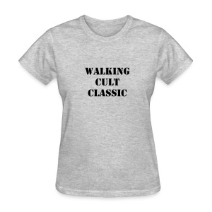 Walking Cult Classic-Diva - Women's T-Shirt