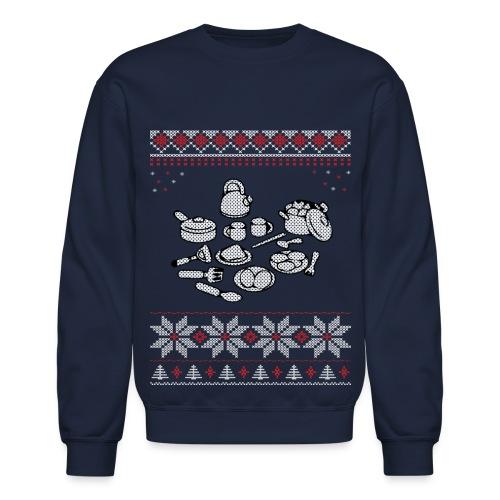 Cooking Holiday Crewneck - Crewneck Sweatshirt