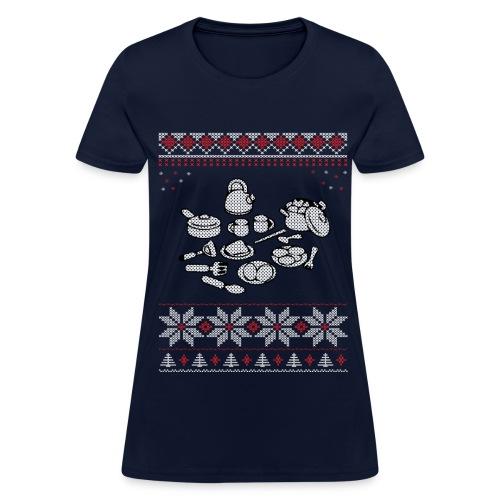 Cooking Holiday T-Shirt - Women's T-Shirt