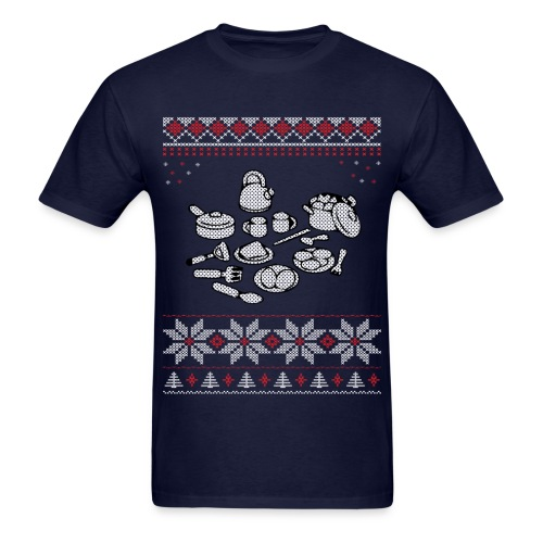 Cooking Holiday T-Shirt - Men's T-Shirt