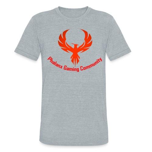 The Phalanx T-Shirt - Unisex Tri-Blend T-Shirt