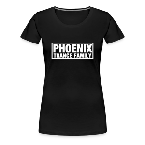 PTF Women's T-Shirt (Black) - Women's Premium T-Shirt