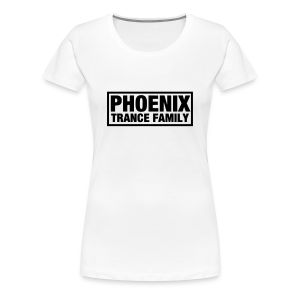 PTF Women's T-Shirt (White) - Women's Premium T-Shirt