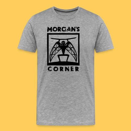 Guardian Petroglyph Men's Premium T-Shirt - Men's Premium T-Shirt