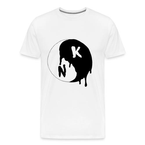 NK Ying Yang Tee - Men's Premium T-Shirt