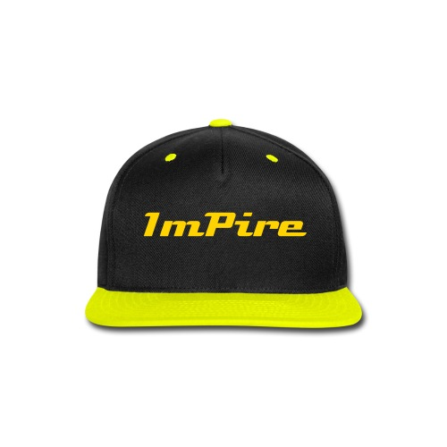 ImPire Snapback - Snap-back Baseball Cap