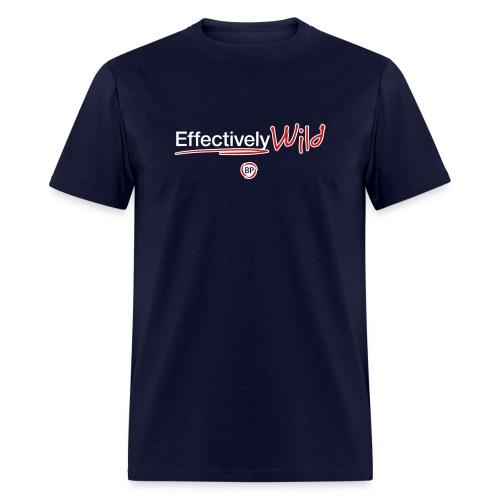 Effectively Wild Logo - Men's T-Shirt (premium print)  - Men's T-Shirt