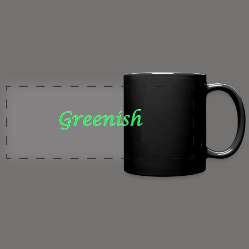 Greenish Mug Greenish Mark II - Full Color Panoramic Mug