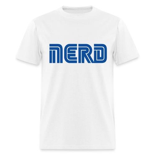 Retro Gaming Nerd - Men's T-Shirt