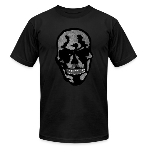Black-eyed Skull - Men's Fine Jersey T-Shirt