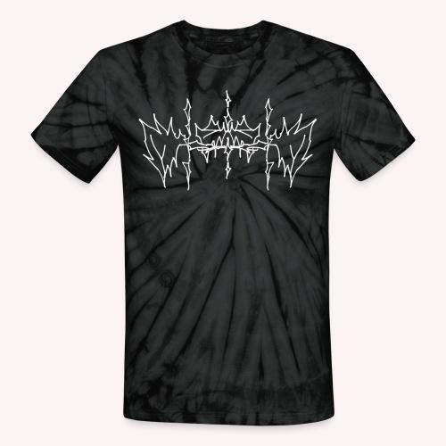 Dyed Hollow Myth - Unisex Tie Dye T-Shirt