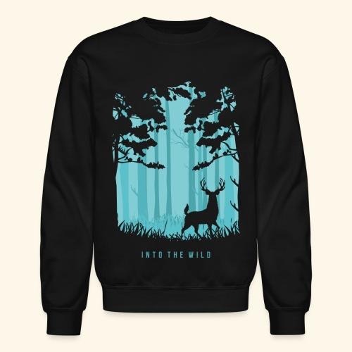 Into the Wild - Crewneck Sweatshirt