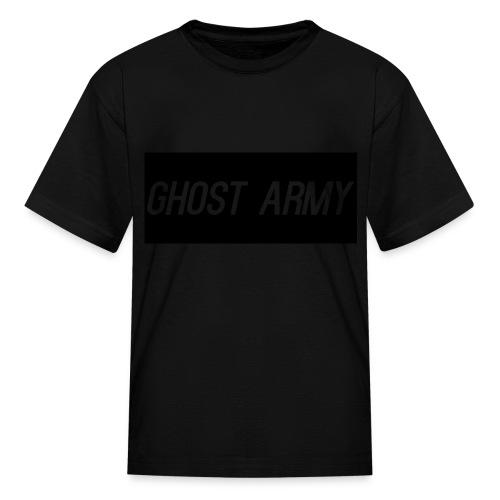 Ghost Army/HipanicGhost Kids Tee - Kids' T-Shirt