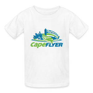 CapeFLYER Kids' T-Shirt - Kids' T-Shirt