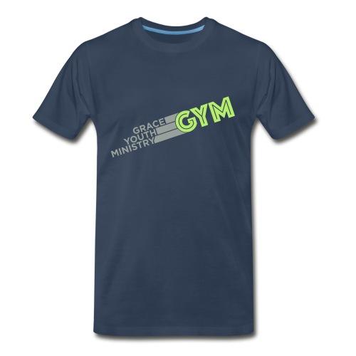 Vintage Grace Youth - Men's Premium T-Shirt