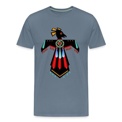 native american thunderbird. T-Shirts - Men's Premium T-Shirt