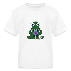 Little Monster Boo - Kids' T-Shirt
