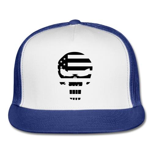 Skull hat - Trucker Cap