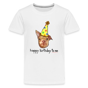 Happy Birthday To Me Kid's PremiumTee - Kids' Premium T-Shirt