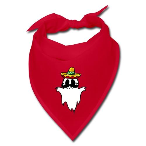 Red HispanicGhost Bandana - Bandana