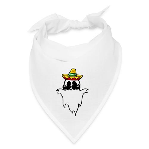 White HispanicGhost Bandana - Bandana
